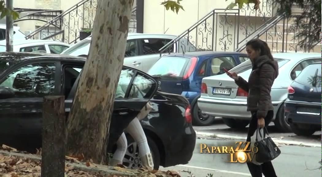 Paparazzo Lov: Jelena Kostov nakon što je zaprošena