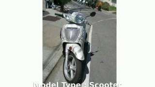 1. 2011 Aprilia Scarabeo 200 -  Transmission superbike