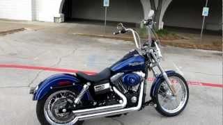 2. 2006 Harley-Davidson Street Bob FXDB For Sale