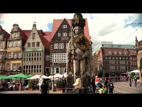 germania - brema, una città bellissima