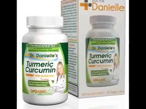 TURMERIC Holistic Healing: Organic Curcumin (Turmeric) with Bioperine for more bioavailable