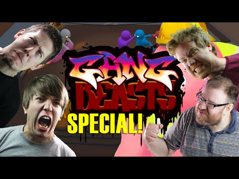 Simon - We sit down with Simon Honeydew and battle it out in the always epic Gang Beasts! Thanks for watching. Want more? Make sure to subscribe & follow @hat_films for updates! ♢ TRY THESE: ○...