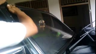Cara membersihkan kaca mobil dengan pasta gigi
