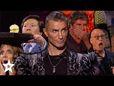 Most Dangerous Auditions On America's Got Talent 2018 | Got Talent Global
