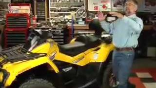 8. ATV Television Misc Ramblings - 2-Seat ATV Advantages