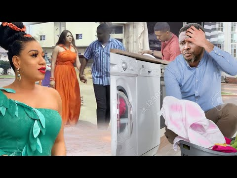 THE DRY CLEANER & THE BEAUTIFUL PRINCESS 5&6 - NEW MOVIE ONNY MICHAEL/QUEENETH HILBERT 2021 MOVIE