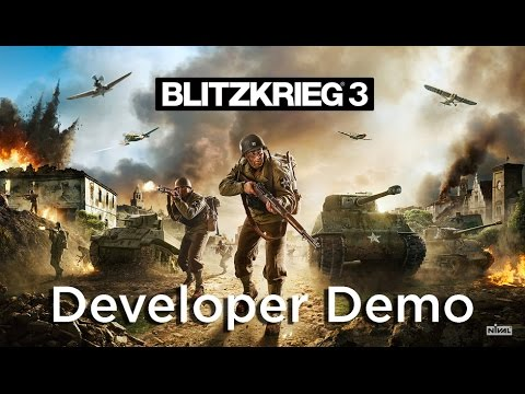 Blitzkrieg 3 An MMORTS That Might Actually Work