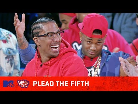Nick Cannon's Little Brother Javen Gets Flamed 😂 Wild 'N Out | #PleadTheFifth