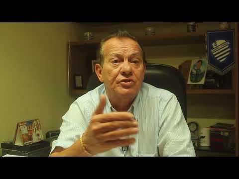Entrevista Rafael Tenório - Parte 1