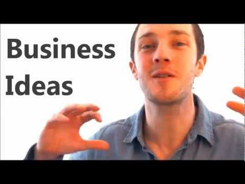 Business Ideas – MUST SEE.. The Best Business Ideas