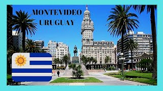 Montevideo Uruguay  city pictures gallery : URUGUAY, a walking tour of beautiful MONTEVIDEO
