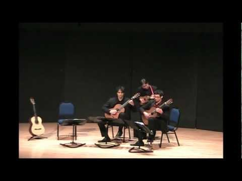 Three Lute Trios 