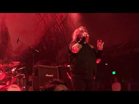 Exodus-blood in blood out-San Diego-7/18/2019