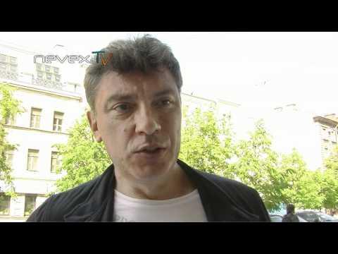 Немцов отвечает Познеру