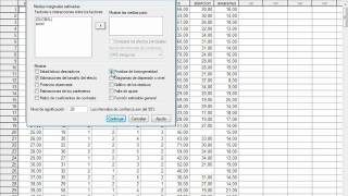 ANOVA Modelo Lineal General Con SPSS