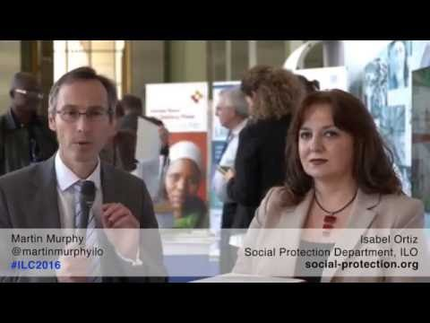 Social protection for all: what does it take? (full session)