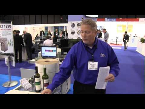 iSys Label at Labelexpo