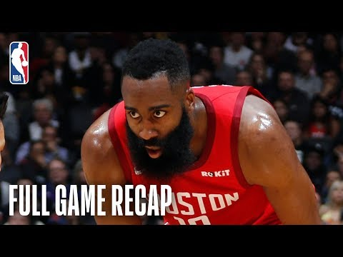 James Harden & Kawhi Leonard Match-Up In Toronto