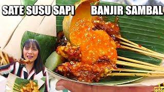 Video MAKAN SATE SUSU DI PINGGIR SELOKAN TAPI ENAK! #KulinerBandung MP3, 3GP, MP4, WEBM, AVI, FLV Februari 2019