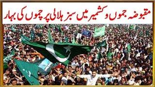 Video Kashmir Celebrating Pakistan Independence Day 14 August 2018 MP3, 3GP, MP4, WEBM, AVI, FLV Agustus 2018
