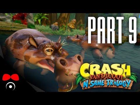 O ROK POZDĚJI! | Crash Bandicoot N. Sane Trilogy #9