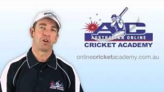 Sorell Australia  City new picture : Mark Sorell - Australian Online Cricket Academy