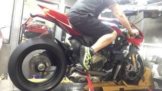 7. EDR Performance Ducati Panigale R dyno