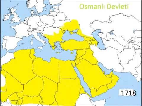 The Real Ottoman Empire Map!