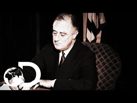Was President Roosevelt In Possession Of Extraterrestrial Technology?   UFO: The Lost Evidence