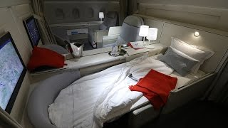 Video Is Air France La Première the best First Class in the World? MP3, 3GP, MP4, WEBM, AVI, FLV Maret 2018