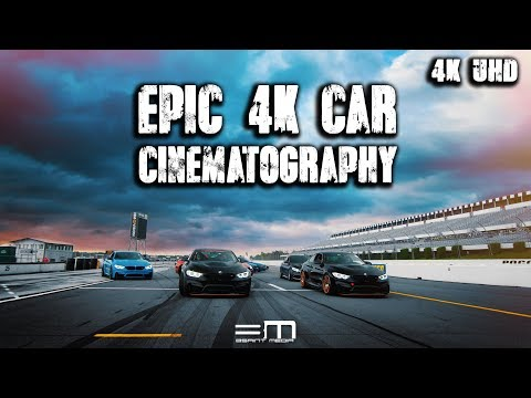 Most Epic Car Cinematography 2017 | 4k UHD