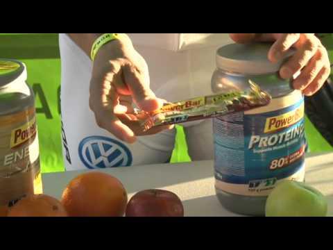 El Campeón del Mundo José Antonio Hermida, nos descubre sus secretos nutritivo