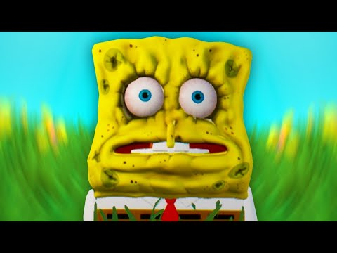 Beating the ENTIRE SpongeBob Remake (Battle for Bikini Bottom: Rehydrated)