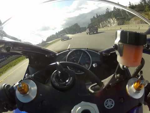YouTube video results in warrant for one motorcyclist