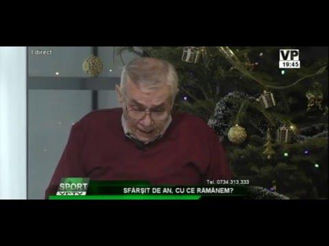 Emisiunea Sport VPTV – 21 decembrie 2015 – partea a III-a