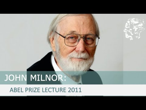 John Milnor - The Abel Lecture - Spheres