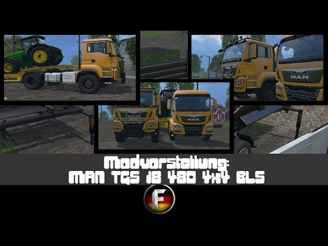 MAN TGS 18480 4x4 BLS v0.7 beta