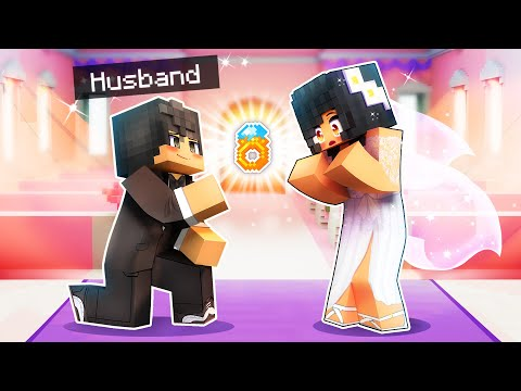 I Married Aaron In Minecraft!