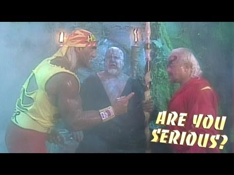 0 Lilian Garcia & WCW Clips Featured On Are You Serious?, Otunga On Williams