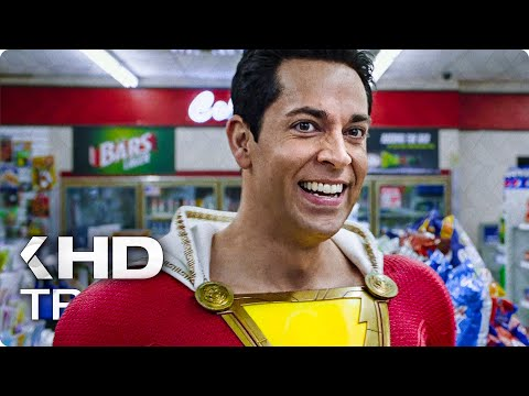 SHAZAM Trailer 2 German Deutsch (2019)