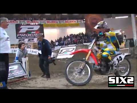 SIXS - Superbowl of Supercross te Genua 2010 met SIXS als hoofdsponsor.