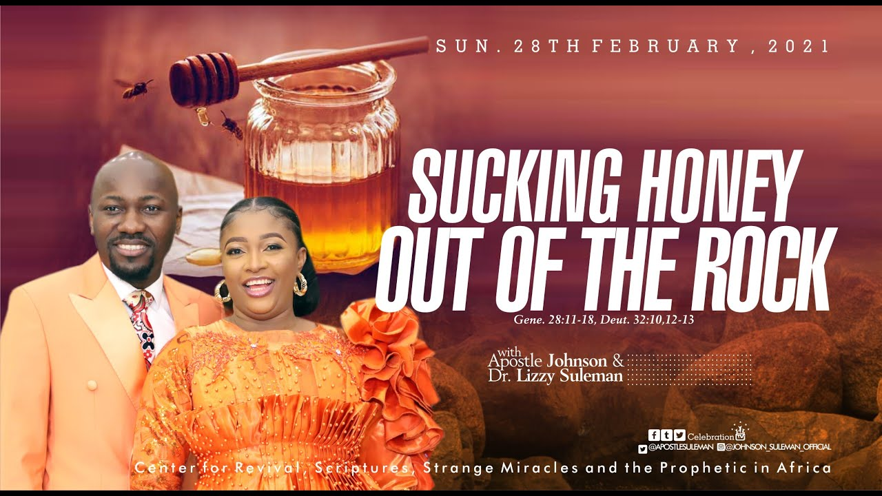 Sunday Live Service 28th February 2021 with Apostle Johnson Suleman at Omega Fire Ministries
