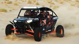 9. RZR XP 4 1000, Blingstar Combo Package Test