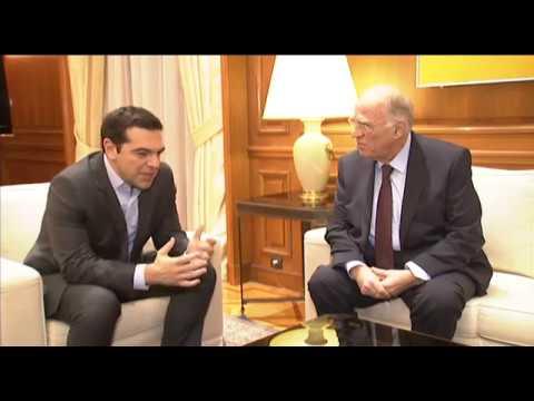 Συνάντηση με τον πρόεδρο της Ένωσης Κεντρώων κ. Βασίλη Λεβέντη