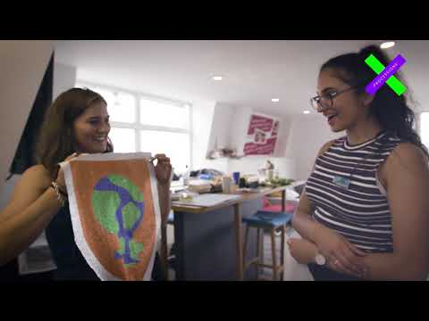PROCESSIONS 2018 - Behind the scenes with Sadie Williams and Girlguiding UK