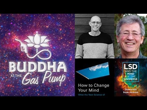 Michael Pollan And Chris Bache - Buddha At The Gas Pump Interview
