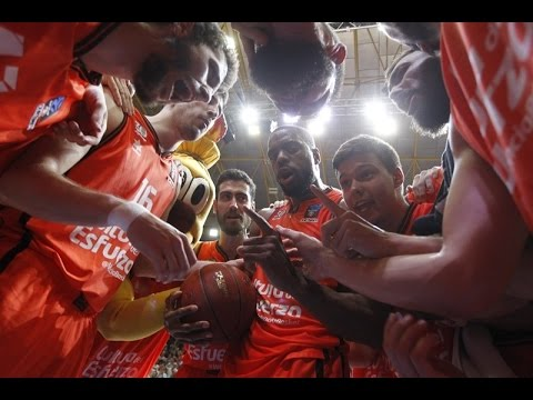 7DAYS EuroCup Finals: Valencia Basket-Unicaja Malaga Game 1 Highlights
