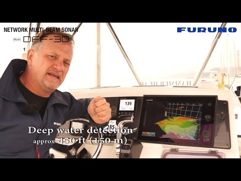 Deep water detection (approx. 450 ft / 150 m)