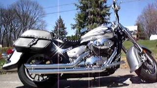 3. Suzuki Boulevard 2008 C50C with Cobra Streetrod Slashdown Pipes
