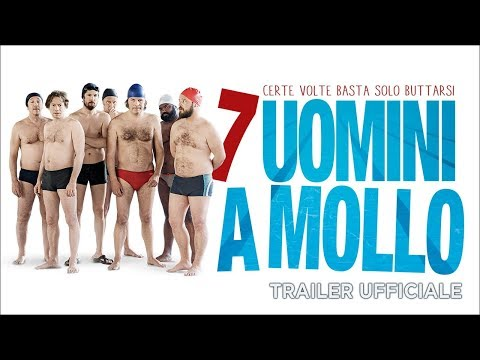 Preview Trailer 7 Uomini A Mollo, trailer ufficiale italiano